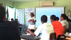 Plan Yaque Apoya Semana Especial de Cambio Climático de la Escuela Nacional Ambiental