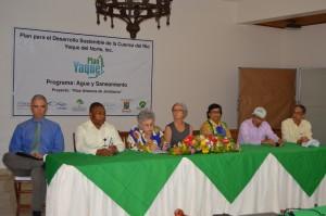 Taller de Plan Yaque, CRWA y Tetra Tech Sobre la Infraestructura Verde