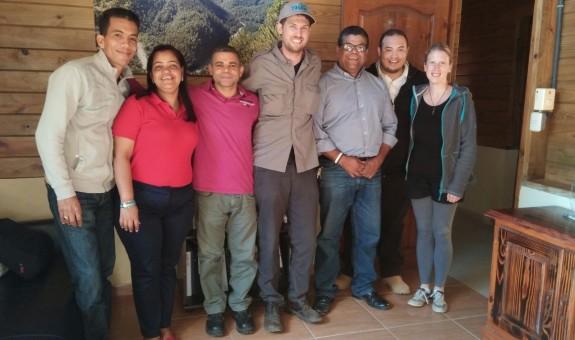 Estudiante de Masters Asociado con CRWA Apoyó el Trabajo de Monitoreo de Calidad de Agua de Plan Yaque