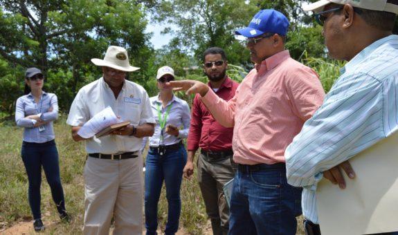 Visita de CORAASAN y Intercambio con el Equipo Técnico de Plan Yaque