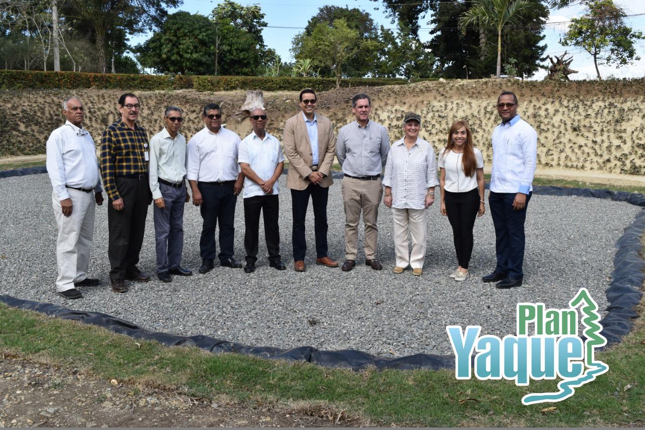 """Inauguración planta de tratamiento de aguas residuales """"ISA I"""""""